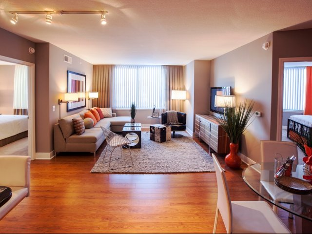 Elegant Living Room | Apartments For Rent In Washington, DC | Meridian At  Mt.