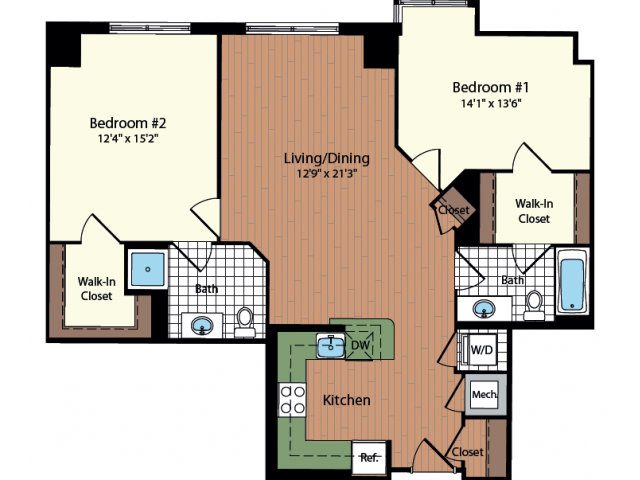 All Floorplansbartlett