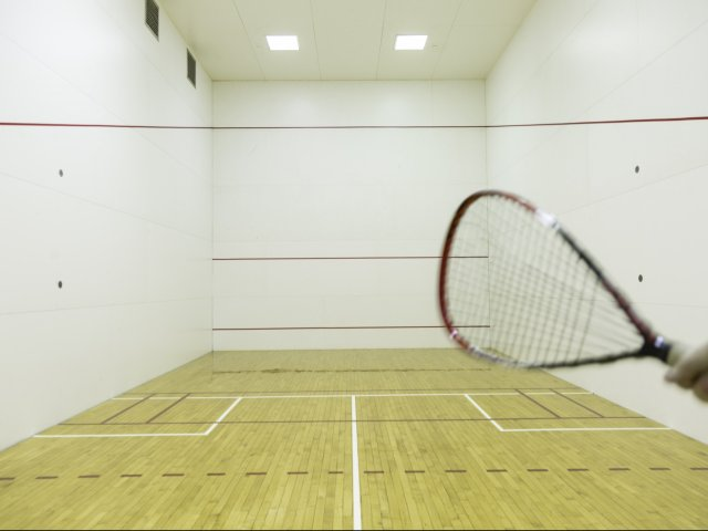 Image of Racquetball/Squash Court for Meridian at Courthouse Commons
