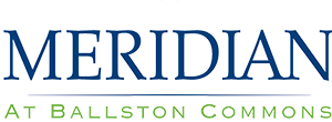 Meridian at Ballston Commons Logo | Studio Apartments Arlington VA | Meridian at Ballston Commons