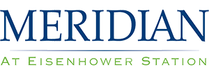 Meridian at Eisenhower Station Logo | One Bedroom Apartments In Alexandria VA | Meridian at Eisenhower Station