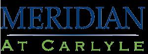 Meridian at Carlyle Logo