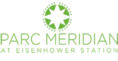 Parc Meridian at Eisenhower Station Logo