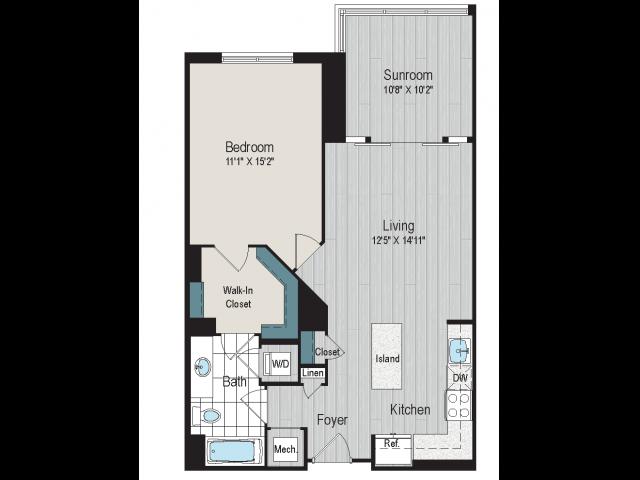 1B6b floorplan