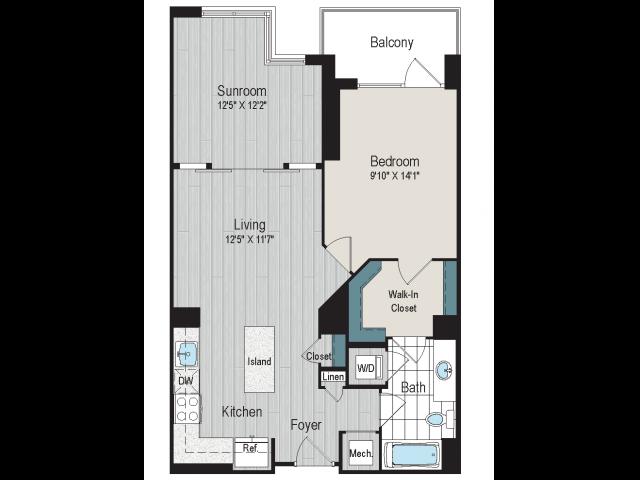 1B6d floorplan