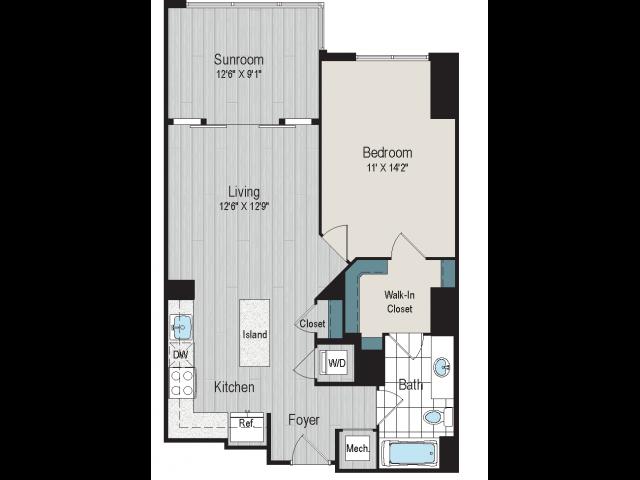 1B7b floorplan