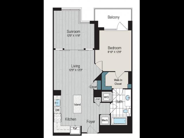1B9c floorplan