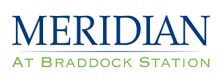 Meridian at Braddock Station Logo