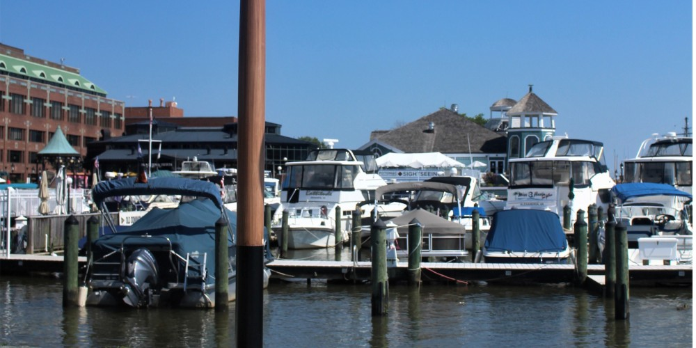 Old Town Alexandria Waterfront | Meridian at Eisenhower Station | Luxury Alexandria Apartments