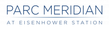Parc Meridian at Eisenhower Station Logo | Luxury Apartments Alexandria VA