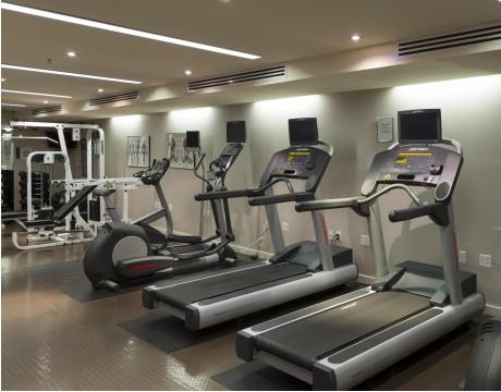 Fitness Center | Park Triangle Apartments | Washington DC Apartments