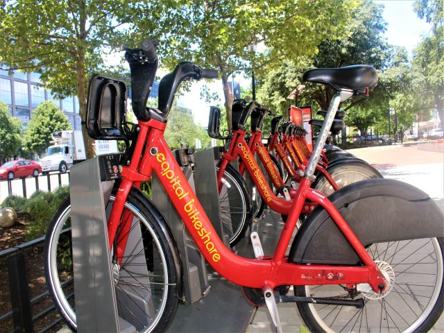Capital Bikeshare Photo