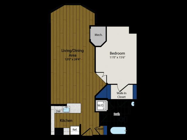 The Ashton No Sun Room Floor Plan