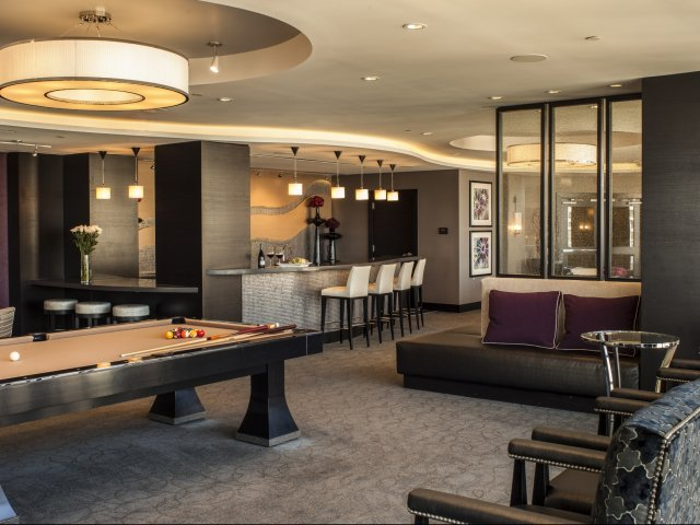 Spacious Resident Club House | Apartments Near Arlington VA | Meridian at Ballston Commons