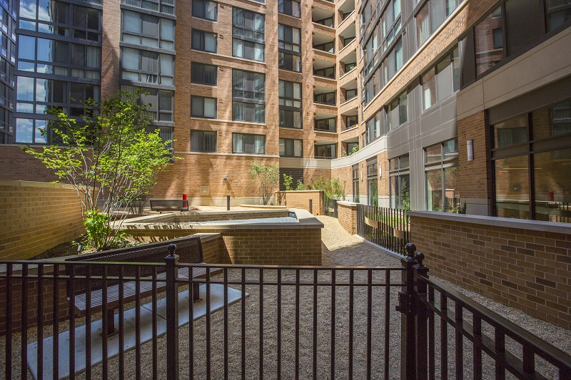 Community Bark Park | Apartment in Washington, DC | Meridian at Mt. Vernon Triangle