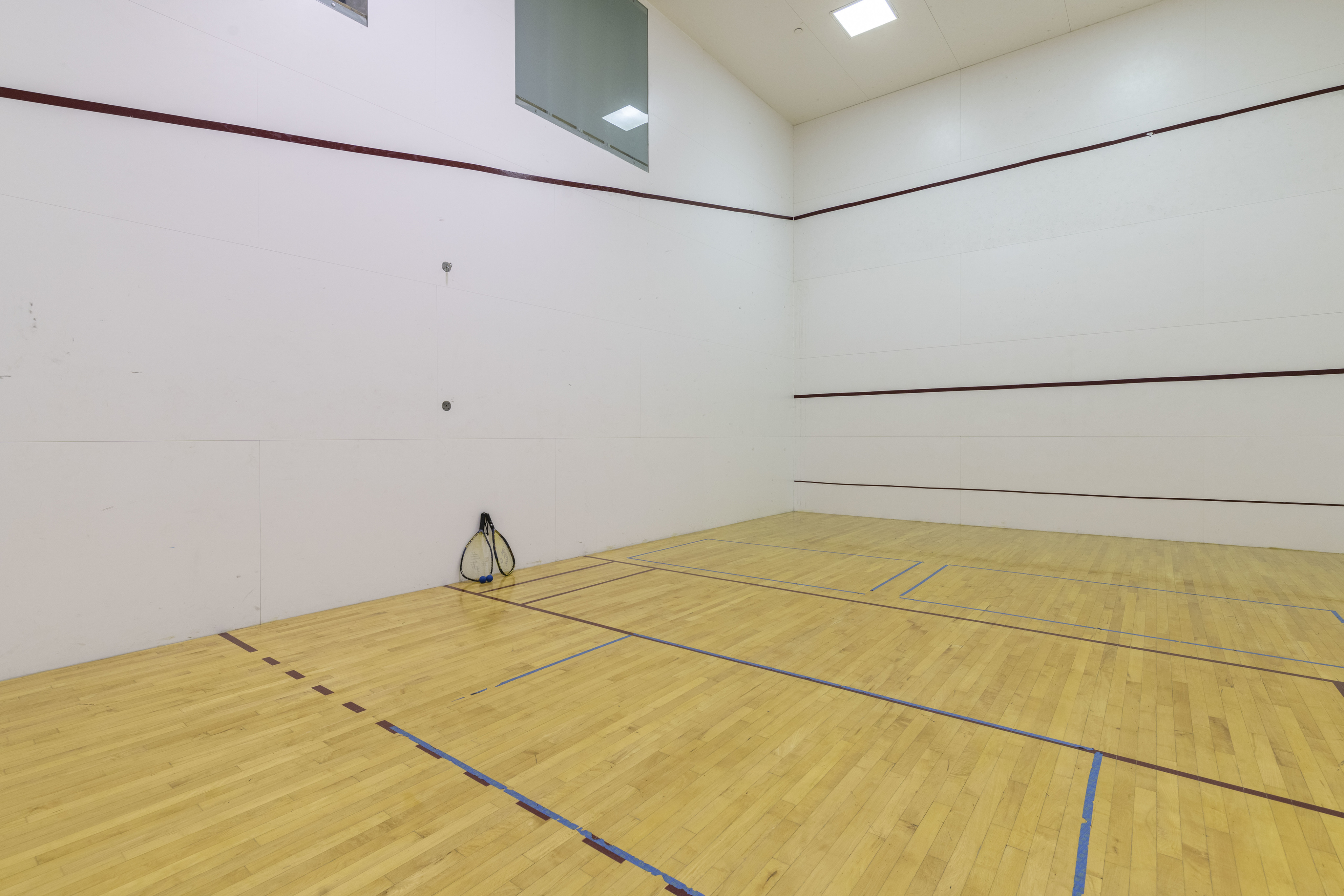Racquetball Courts| Meridian at Ballston Commons