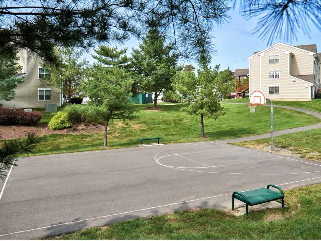 Basketball Court   Evans Ridge Apartments   Leesburg VA Affordable Apartments