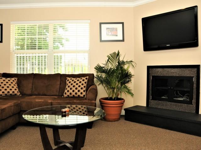 Club Room   Affordable Apartments Leesburg VA   Evans Ridge Apartments