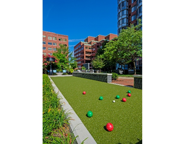 Photo of Bocce court