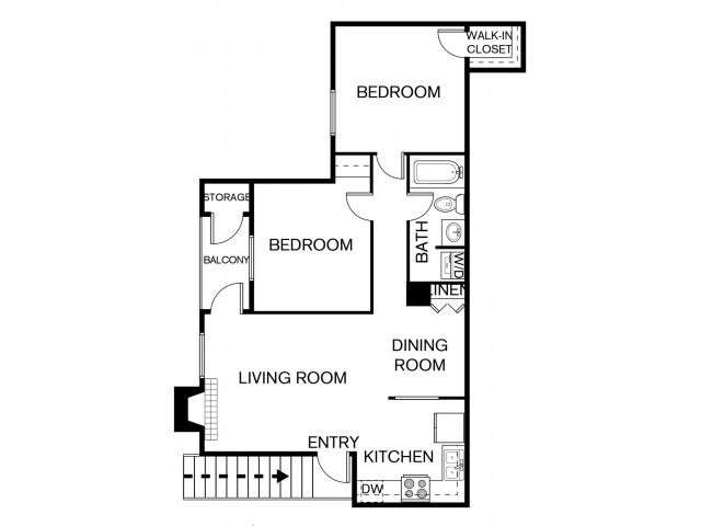 B1F Floor Plan