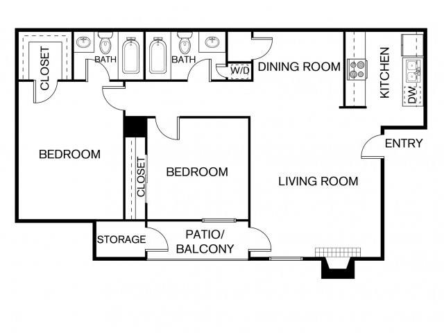 B3G Floor Plan