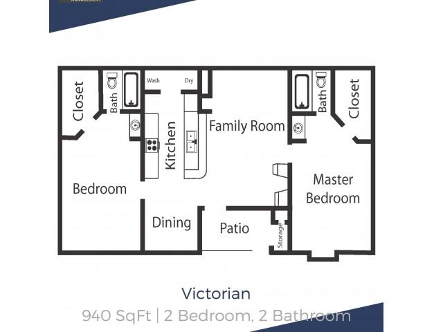 Victorian Floorplan