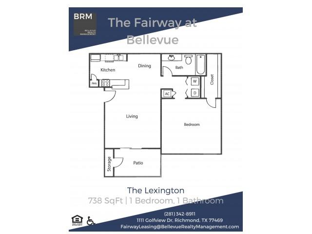 Lexington Floorplan