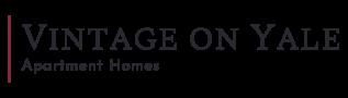 Vintage on Yale Logo