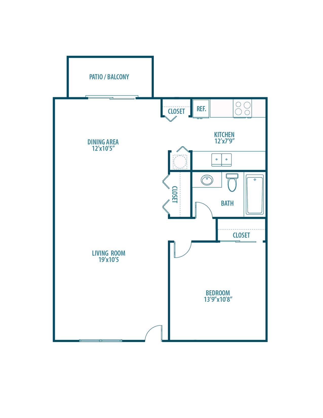 Brandt Floorplan