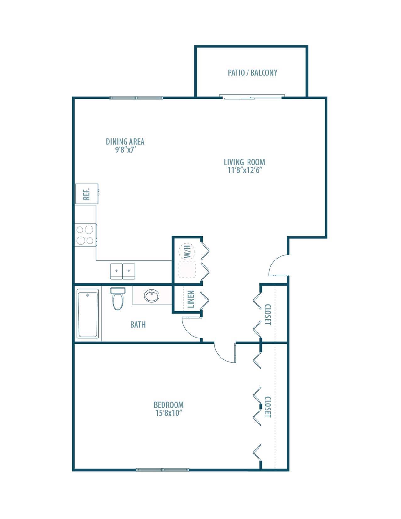 Dempster Floorplan