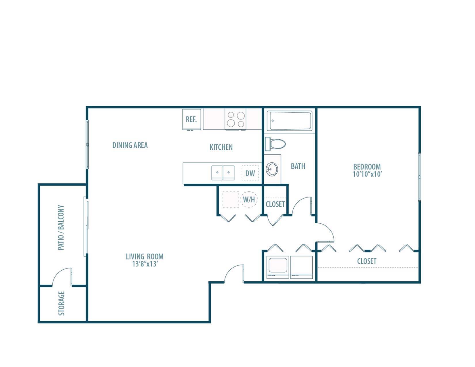 Shawnee Floorplan