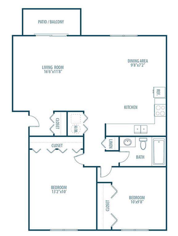 Scully Floorplan