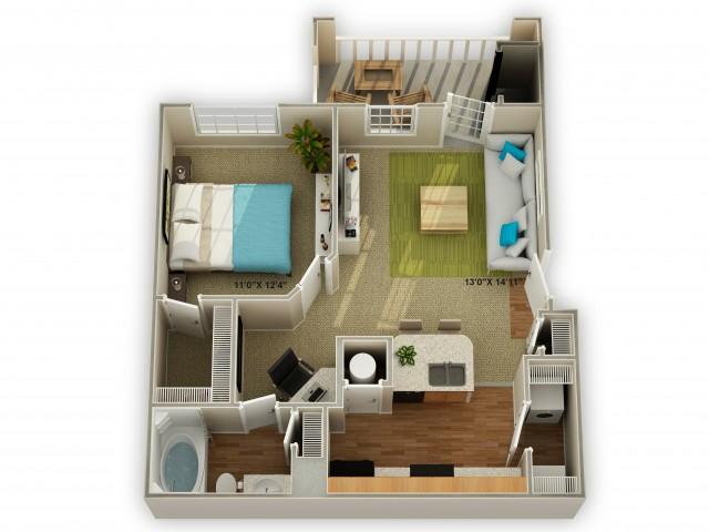 Image of The Ridgecrest Floor Plan