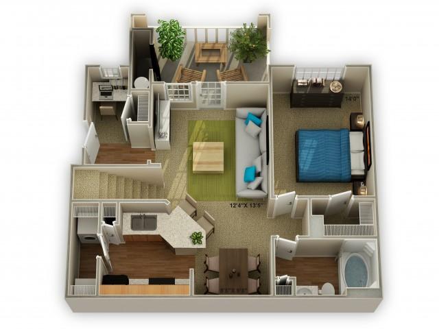 Image of The Timberlake Floor Plan
