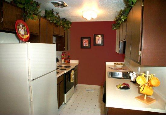 kitchen, apartment kitchen