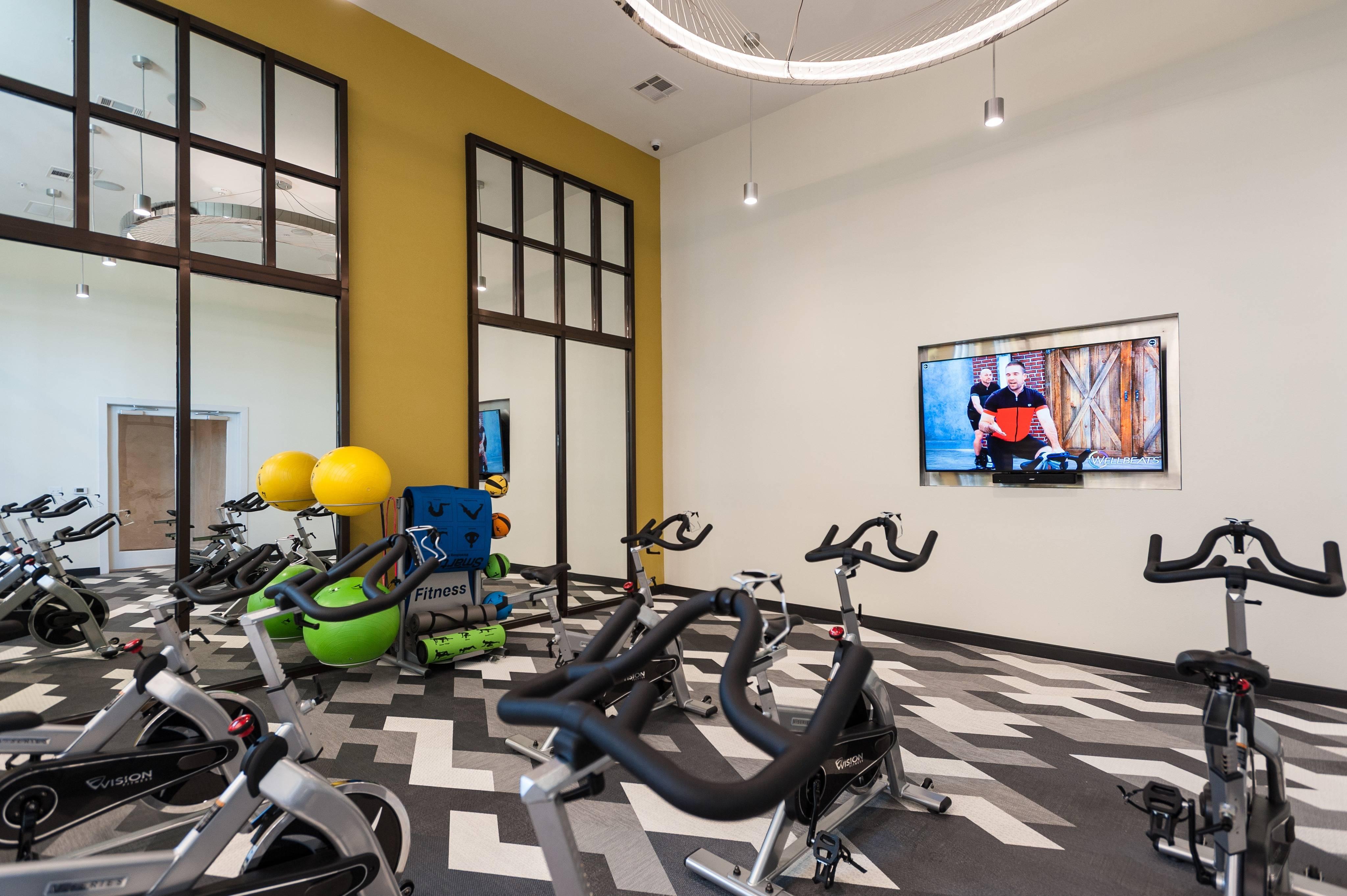 Virtual Fitness Training