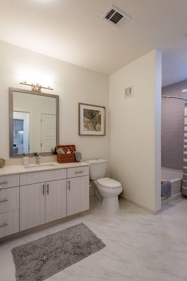 Designer Porcelain Tile Floors | Bathrooms