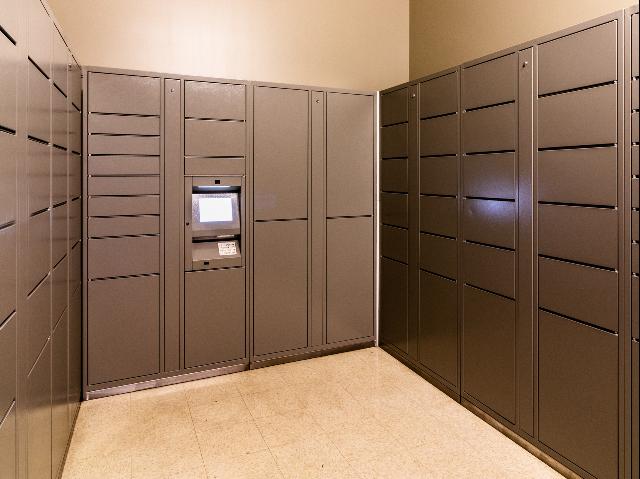 Millenia 700 24-Hour Locker Package Pickup Service