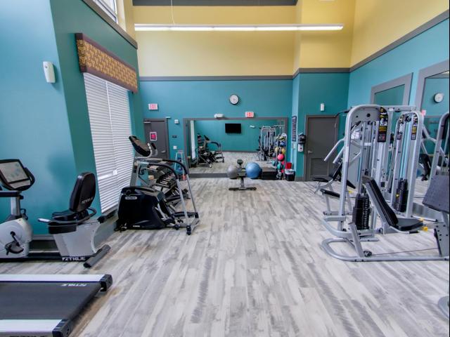 Millenia 700 Fitness Center w/Free Weights & Cardio Equipment