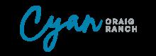 Cyan Craig Ranch Logo