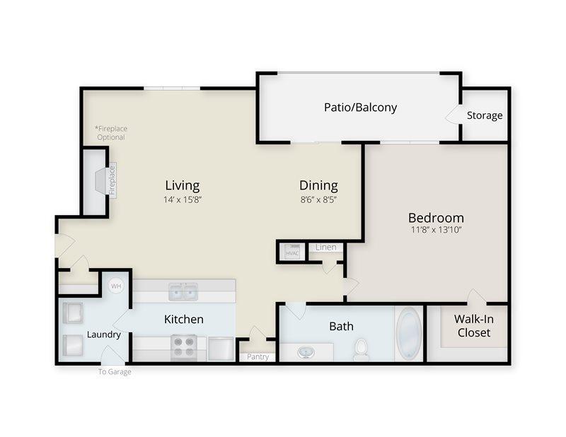 Charlotte Floor Plan Image