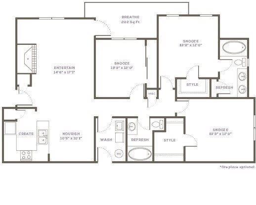 Wrightsville Floor Plan Image