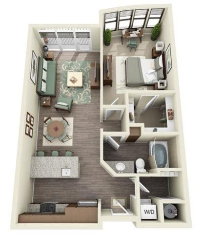 Dilworth Floor Plan Image