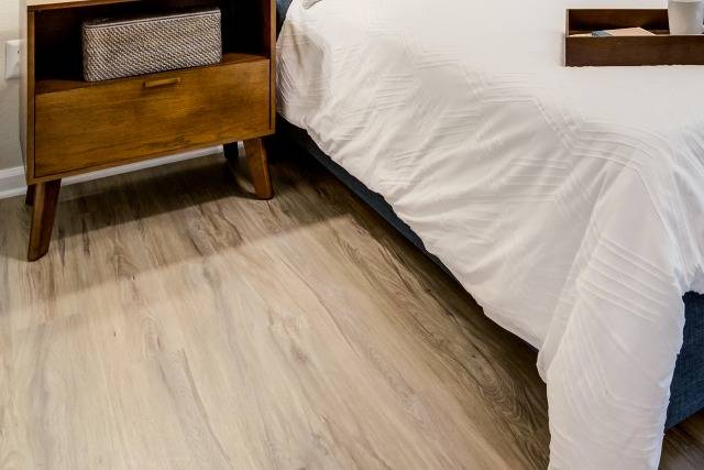 Gorgeous Hardwood-Style Flooring