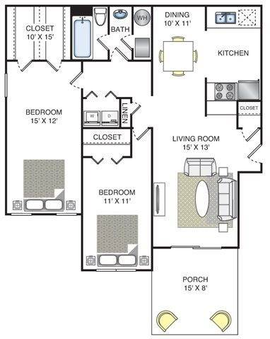 Mojave Floor Plan Image