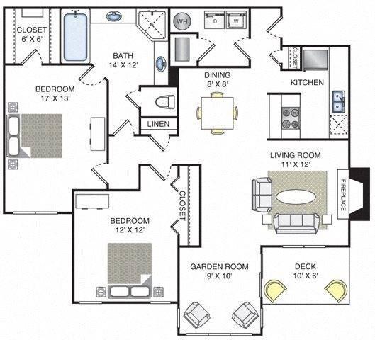 Sienna Floor Plan Image