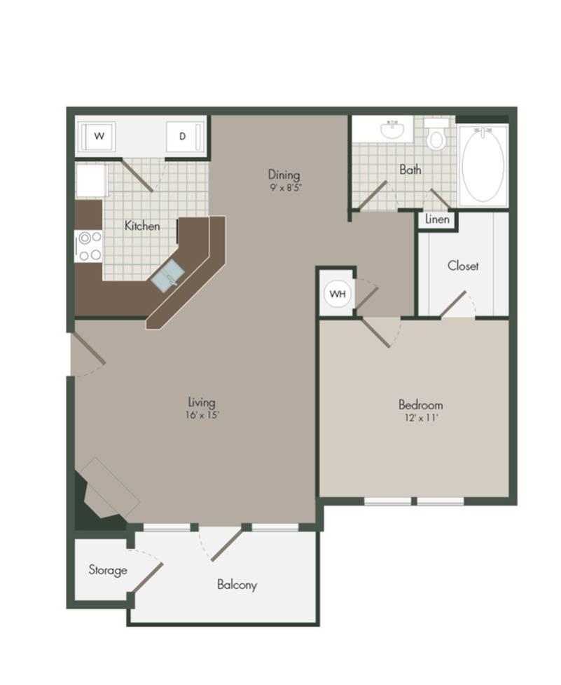 Wales Floor Plan Image