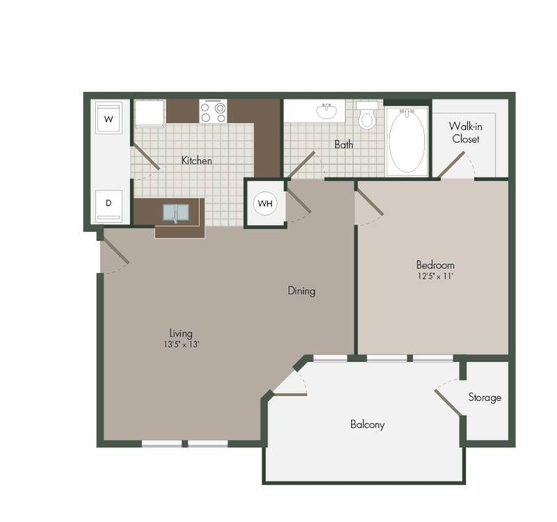 Kent Floor Plan Image