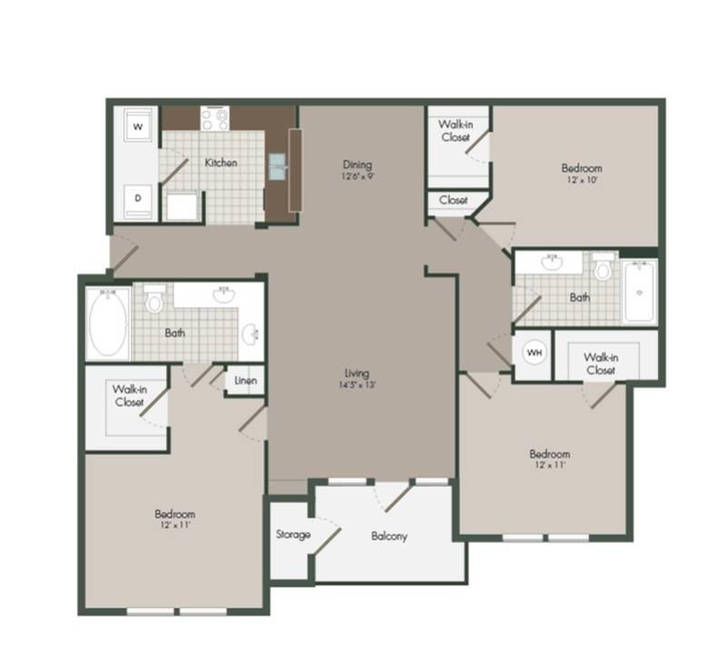 Wellington Floor Plan Image