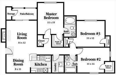 Kennesaw Floor Plan Image
